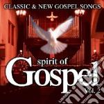 Spirit Of Gospel #02 cd musicale