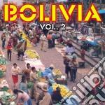 Bolivia #02 cd musicale di ARTISTI VARI