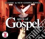 Spirit Of Gospel (2 Cd) cd musicale