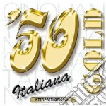 '50  ITALIANA GOLD  (INTERPRETI ORIGINALI) cd musicale di ARTISTI VARI