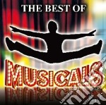 Musicals - The Best Of cd musicale