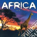 Africa vol 1 cd musicale di Artisti Vari
