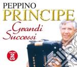 GRANDI SUCCESSI cd musicale di PRINCIPE PEPPINO