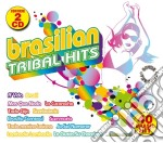 BRASILIAN TRIBAL HITS - 40 BRASIL HIT - cd musicale di ARTISTI VARI