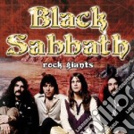 ROCK GIANTS cd musicale di BLACK SABBATH