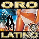 Oro Latino #04 cd musicale di Artisti Vari