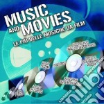 Music and movies cd musicale di Artisti Vari