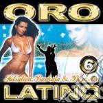 Oro Latino #06 Salsation, Bachata & Bachaton cd musicale di Artisti Vari
