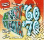 Best Italia 60/70 #01 cd musicale