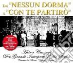 Da Nessun Dorma A Con Te Partiro' cd musicale