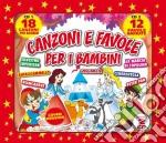 Canzoni E Favole #01 (2 Cd) cd musicale