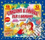 Canzoni E Favole #02 (2 Cd) cd musicale