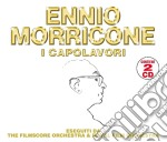 Ennio Morricone - I Capolavori (2 Cd) cd musicale