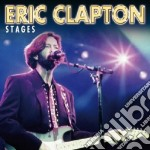 STAGES cd musicale di CLAPTON ERIC