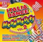 Italian Dance Megamedley 2 cd musicale