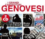 Tribute To I Grandi Cantautori Genovesi (2 Cd) cd musicale