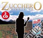 Tribute To Zucchero (2 Cd) cd musicale