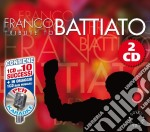 Tribute To Franco Battiato (2 Cd) cd musicale