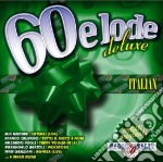 60 E Lode De Luxe Italiana cd musicale