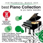 Best Piano Collection (2 Cd) cd musicale
