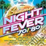 Summer Night Fever 70/80 cd musicale