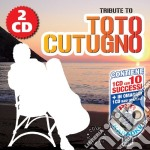 Tribute To Toto Cutugno (2 Cd) cd musicale