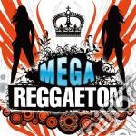 Mega Reggaeton cd musicale