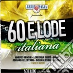 60 E Lode Italiana cd musicale