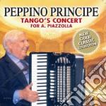 Peppino Principe - Tango'S Concert cd musicale