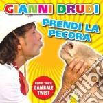 Gianni Drudi - Prendi La Pecora cd musicale