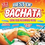 Best of bachata 2010 cd musicale di Artisti Vari