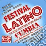 Festival latino cumbia cd musicale di Artisti Vari