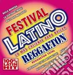 Festival latino reggaeton cd musicale di Artisti Vari