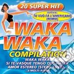 Waka waka compilation cd musicale di ARTISTI VARI
