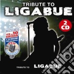 Tribute To Ligabue (2 Cd) cd musicale
