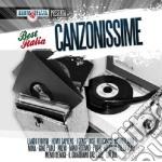 Best Italia Canzonissime cd musicale di Artisti Vari