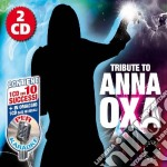 Tribute To Anna Oxa (2 Cd) cd musicale