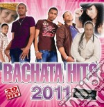 Bachata Hits 2011 cd musicale