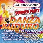 Summer party danza kuduro cd musicale di Artisti Vari