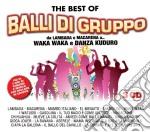 Balli Di Gruppo - The Best Of (3 Cd) cd musicale