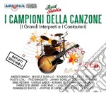 Campioni Della Canzone (I) (3 Cd) cd musicale