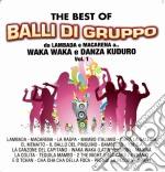 Balli Di Gruppo The Best Of #01 cd musicale