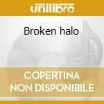 Broken halo cd musicale di Rats Star