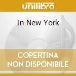 IN NEW YORK cd musicale di DI MARCO