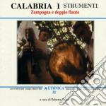 Calabria 1 - strumenti cd musicale di Artisti Vari