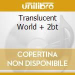 TRANSLUCENT WORLD + 2BT cd musicale di BROOKS TERRY & STRAN