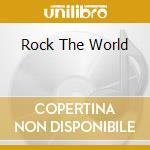 ROCK THE WORLD cd musicale di BROOKS TERRY & STRAN