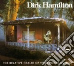 THE RELATIVE HEALTH OF YOUR HORSE OUTSID cd musicale di HAMILTON DIRK