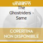 GHOSTRIDERS cd musicale di GHOSTRIDERS