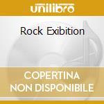 ROCK EXIBITION cd musicale di DEMETRIO/PAGANI/TOFANI